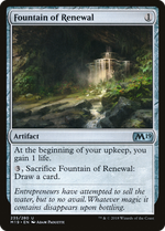 Fountain of Renewal image