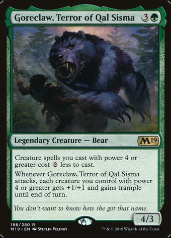 Goreclaw, Terror of Qal Sisma image