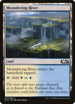 Meandering River image
