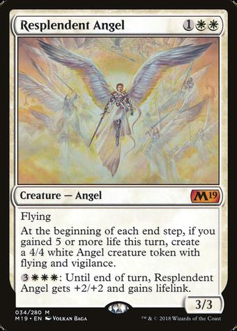 Resplendent Angel image