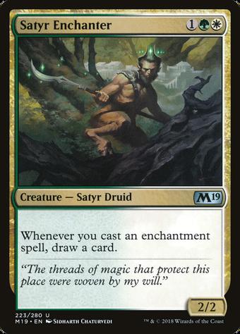 Satyr Enchanter image