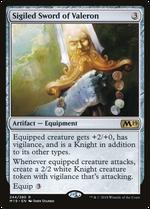 Sigiled Sword of Valeron image