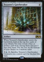 Tezzeret's Gatebreaker image