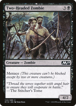 Two-Headed Zombie image