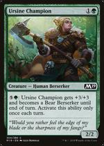 Ursine Champion image