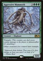 Aggressive Mammoth image