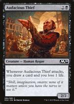 Audacious Thief image