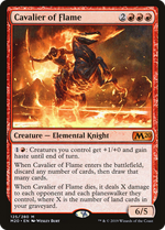 Cavalier of Flame image