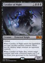 Cavalier of Night image