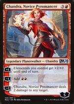 Chandra, Novice Pyromancer image