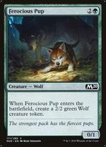 Ferocious Pup image