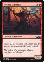 Hostile Minotaur image