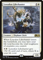 Loxodon Lifechanter image