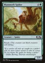 Mammoth Spider image