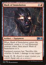 Mask of Immolation image