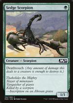 Sedge Scorpion image