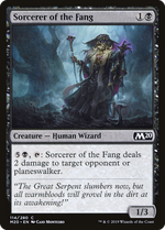 Sorcerer of the Fang image