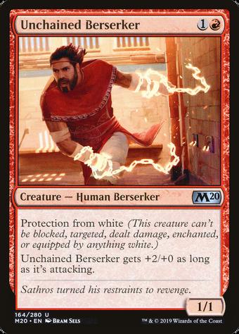 Unchained Berserker image