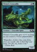 Vivien's Crocodile image
