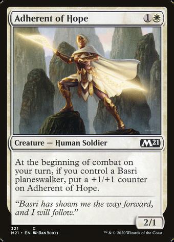 Adherent of Hope image