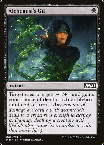 Alchemist's Gift image