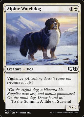 Alpine Watchdog image