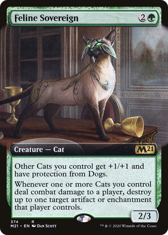 Feline Sovereign image