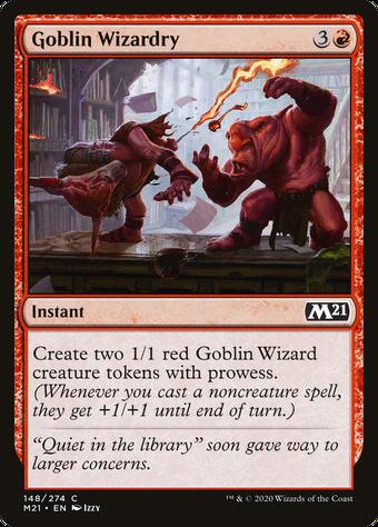 Goblin Wizardry image