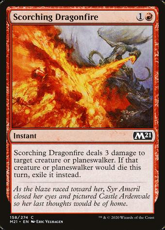 Scorching Dragonfire image