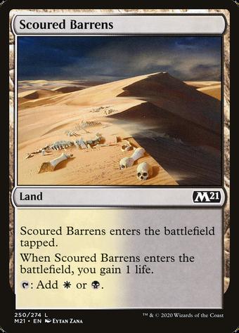 Scoured Barrens image