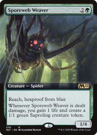 Sporeweb Weaver image