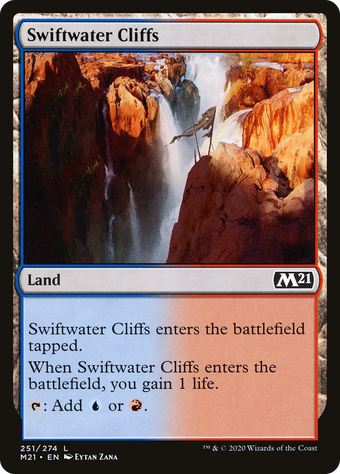Swiftwater Cliffs image