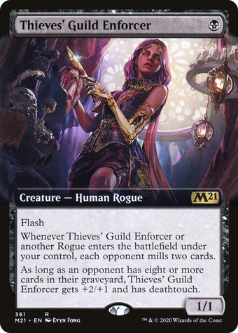 Thieves' Guild Enforcer image