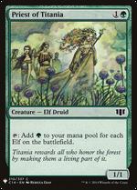 Priest of Titania