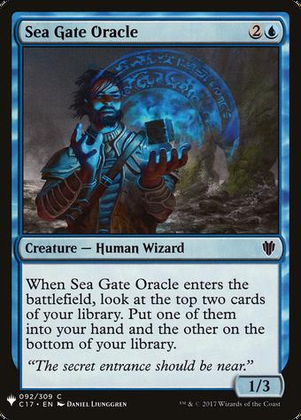 Sea Gate Oracle image