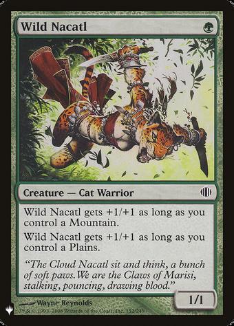 Wild Nacatl image