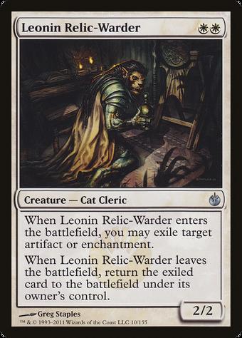 Leonin Relic-Warder image