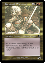 Barktooth Warbeard image