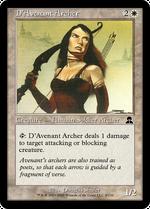 D'Avenant Archer image