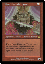 Dong Zhou, the Tyrant image