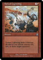 Forked Lightning image