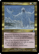 Kjeldoran Frostbeast image