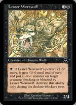 Lesser Werewolf image