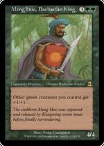 Meng Huo, Barbarian King image
