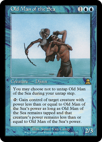 Old Man of the Sea image