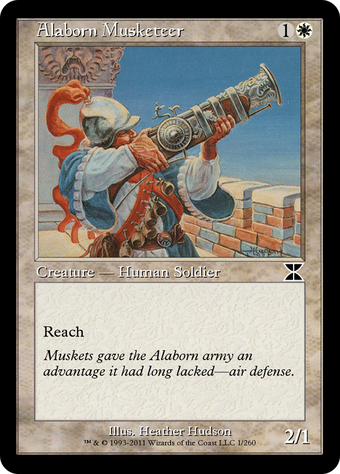 Alaborn Musketeer image