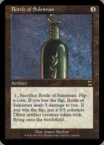 Bottle of Suleiman image