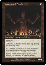 Colossus of Sardia image