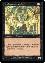Cyclopean Mummy image