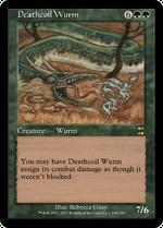 Deathcoil Wurm image